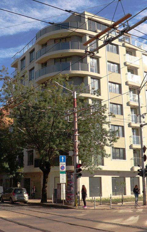 "Building ""Opalchenska"""